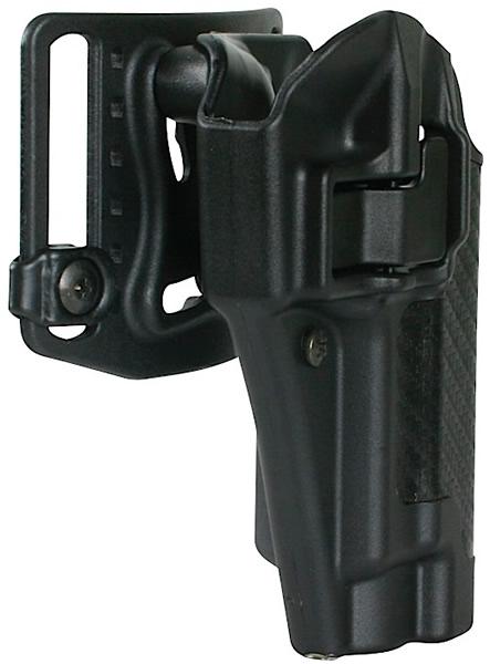 BlackHawk Paddle Holster Fits Glock 20/21 (410013BKR) - Able Ammo