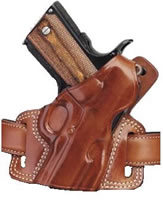 Galco Silhouette Concealment Holster For S&W K Frame w/4 in Barrel, Tan,  Model SIL114 - Able Ammo