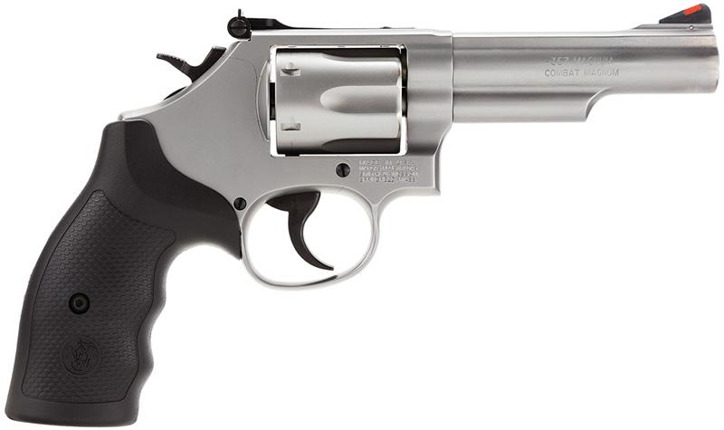 Smith & Wesson M66 Revolver 162662, 357 Magnum, 4.25\