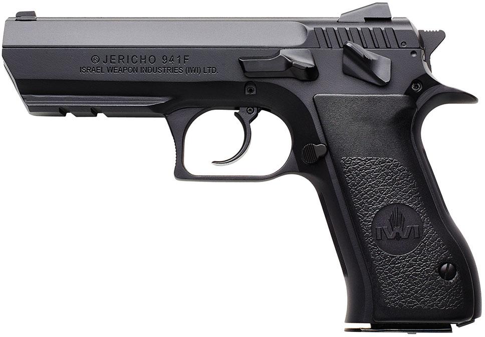 Iwi Jericho 941 Semi Auto Pistol J941fbl9 9mm 4 4