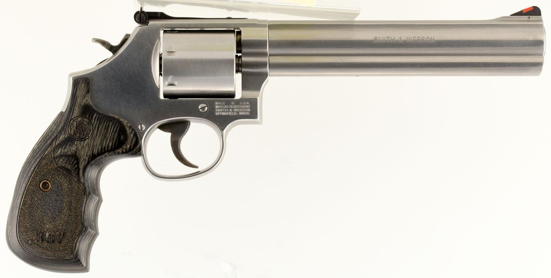 Smith & Wesson 686 Plus Revolver 150855, 357 Magnum, 7 ...