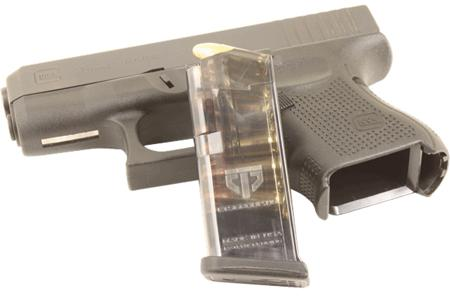 Manufacturer Coupons Mail >> Elite Tactical Solutions Glock 26 9mm 10 Round Clear Magazine (GLK26) - Able Ammo