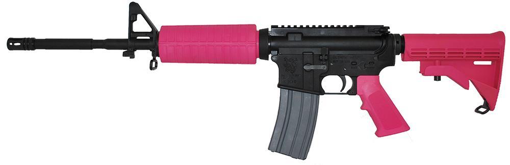 Olympic Arms AR-15 Plinker Plus Semi-Auto Rifle ...