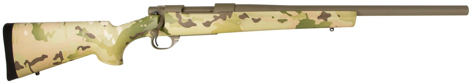 Howa MultiCam Bolt Action Rifle HGR93152MCC, 308 Winchester, 20 inch,  MultiCam Synthetic Stock, Flat Dar - Able Ammo