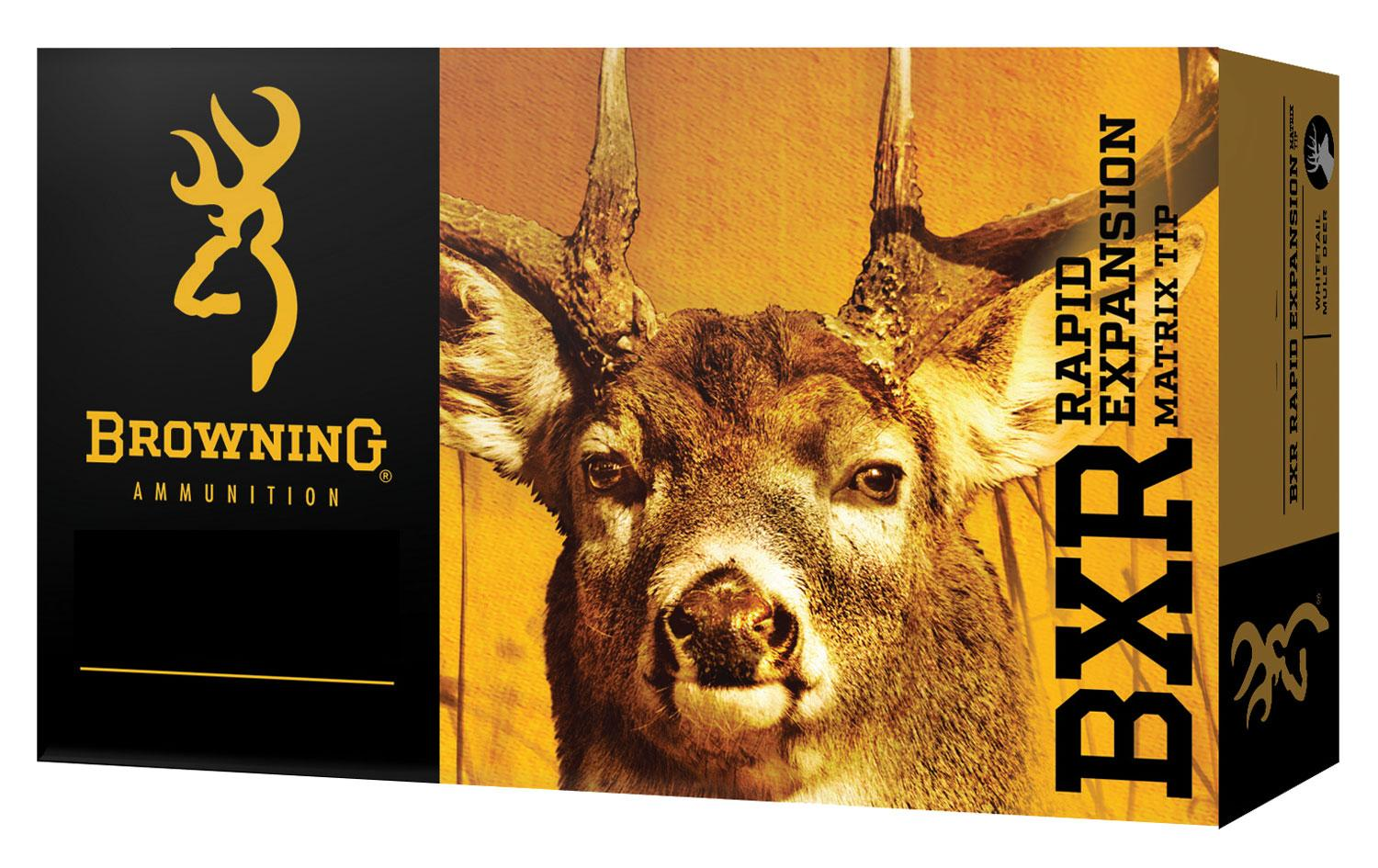 Manufacturer Coupons Mail >> Browning BXR Rapid Expansion Rifle Ammunition B192100651 ...