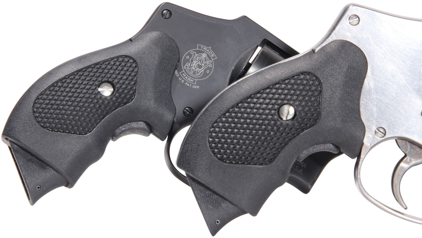 Pachmayr 02605 Guardian Grips For Smith & Wesson J Frame - Able Ammo