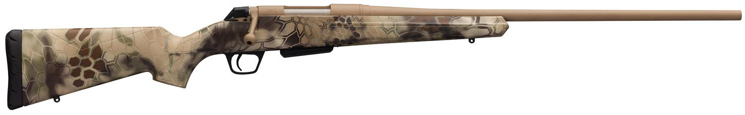 Winchester XPR Hunter Rifle 535726226, 270 Winchester, 24 inch, Kryptek  Highlander Stock, FDE Finish, 3 - Able Ammo