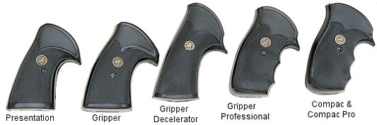 Pachmayr 05142 Decelerator Grips For Taurus 669 Able Ammo