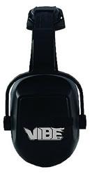Silencio Vibe Overhead Black Earmuffs 29 dB (3015090)