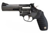 Taurus Model 590 Tracker Revolver 2590061 5MM 6 1 2 in Ribber Grip Overlay Blue Finish Adj Sights 9 Rds