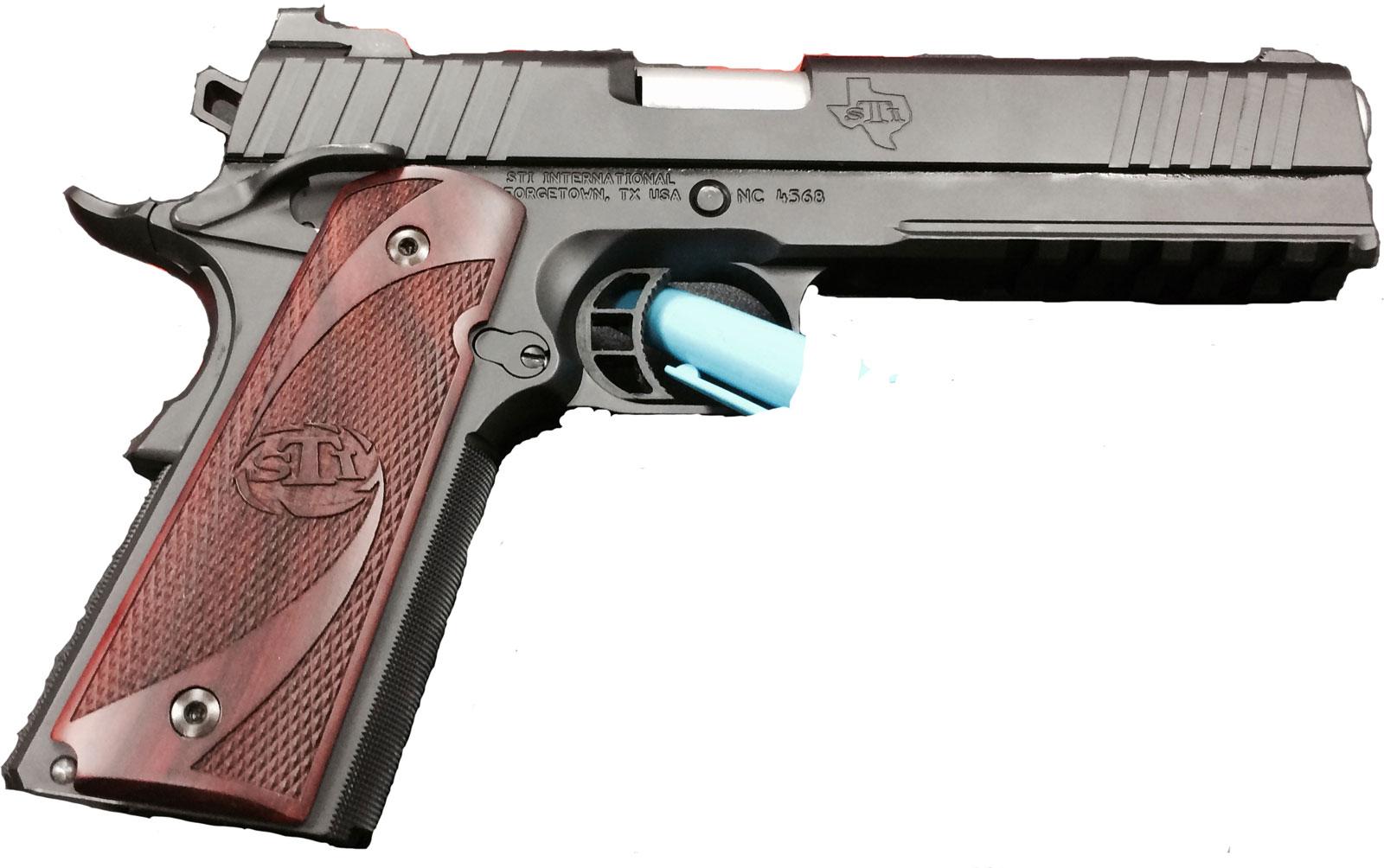 STI Tactical 5.0 1911 Pistol 100-50100005-00, 10mm, 5 in, Steel ...