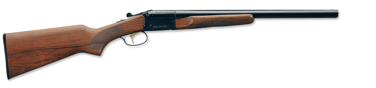 Stoeger Coach Gun Single Trigger Shotgun ST31460, 12 Gauge, 20 in, 2-3/4 in  & 3 in Chmbr, A Grade - Able Ammo