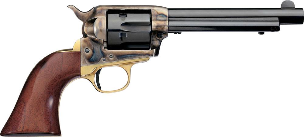 Manufacturer Coupons Mail >> Uberti 1873 Cattleman Stallion Target 10-Shot Revolver ...