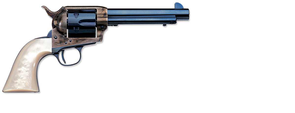 uberti 1873 cattleman charcoal revolver u356008 45 colt 5 5