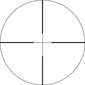 Vortex Dead-Hold BDC Reticle