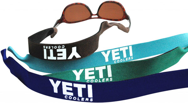 Yeti Coolers Croakies Sunglasses Strap (YC) - Able Ammo
